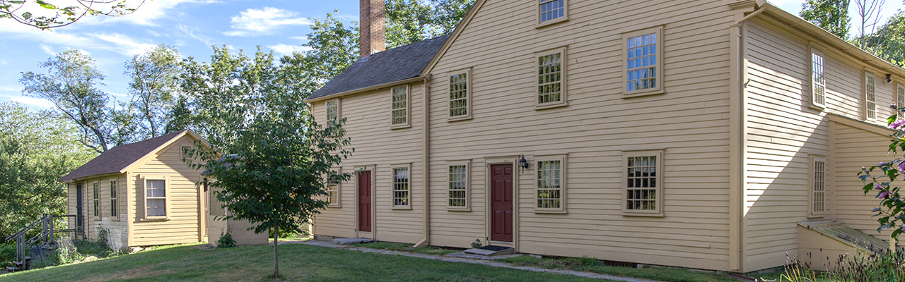Smith Appleby Historic House Rhode Island